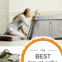 Best Travel Cribs for Families
