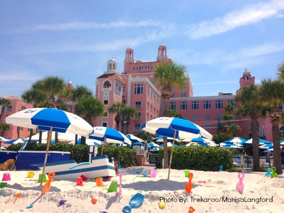 Loews Don Cesar St. Pete Beach Florida