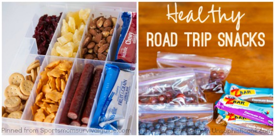 Easy Travel Snacks