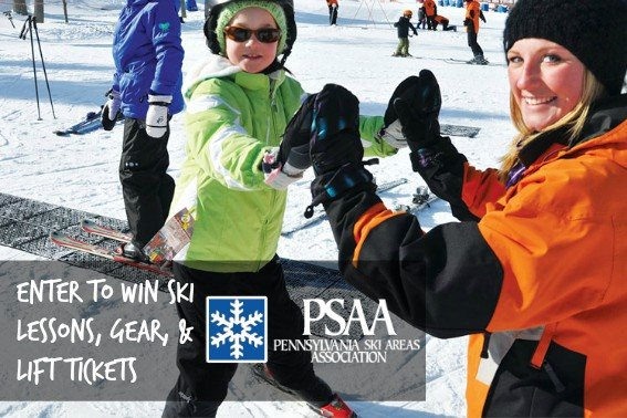 Enter to Win a first time ski snowboarding pack