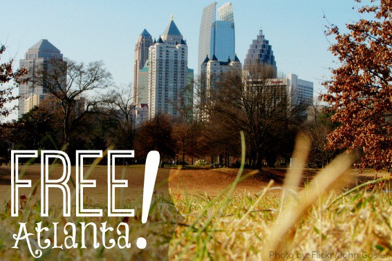 Free Atlanta: 30 free things to do with kids