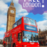 Free London: 20 Free Things to do in London with Kids 1