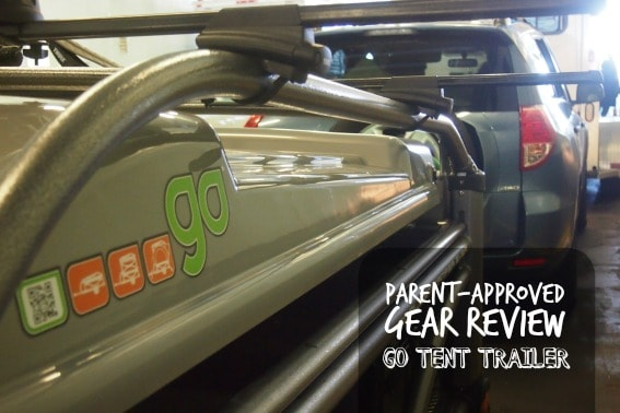 Go Tent Trailer Gear Review