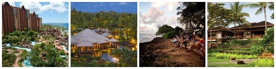Hawaiian luxury resorts for families