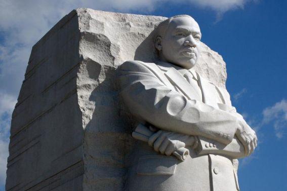 MLK statue national parks