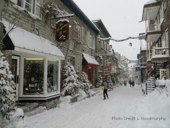 Quebec-Rue Petit Champlain-winter-rsz