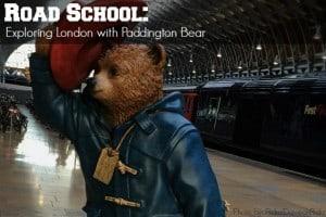 Road School Exploring London with Paddington Bear