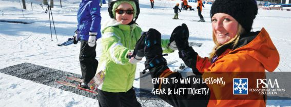 Win a First Time Ski or Snowboard Package