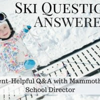 Ski Questions Answered