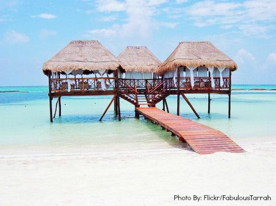 Sky Massage Maroma Beach ~ Quintana Roo, Mexico