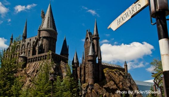 Top Orlando attractions: Harry Potter's Wizarding World