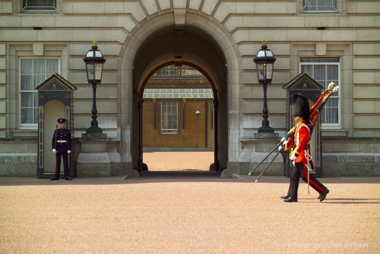 Free things to do in London: The Changing of the guard