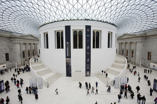 Free things to do in London: The British Museum