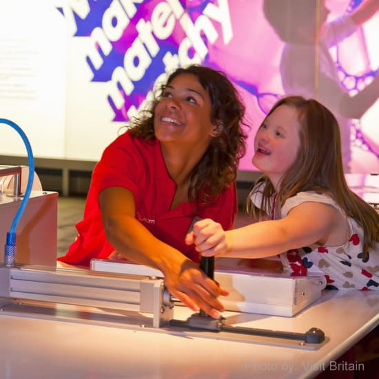 Free Things to do in London: The Science Museum