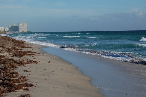 Lloyd beach is one of the best things to do in Fort Lauderdale with kids