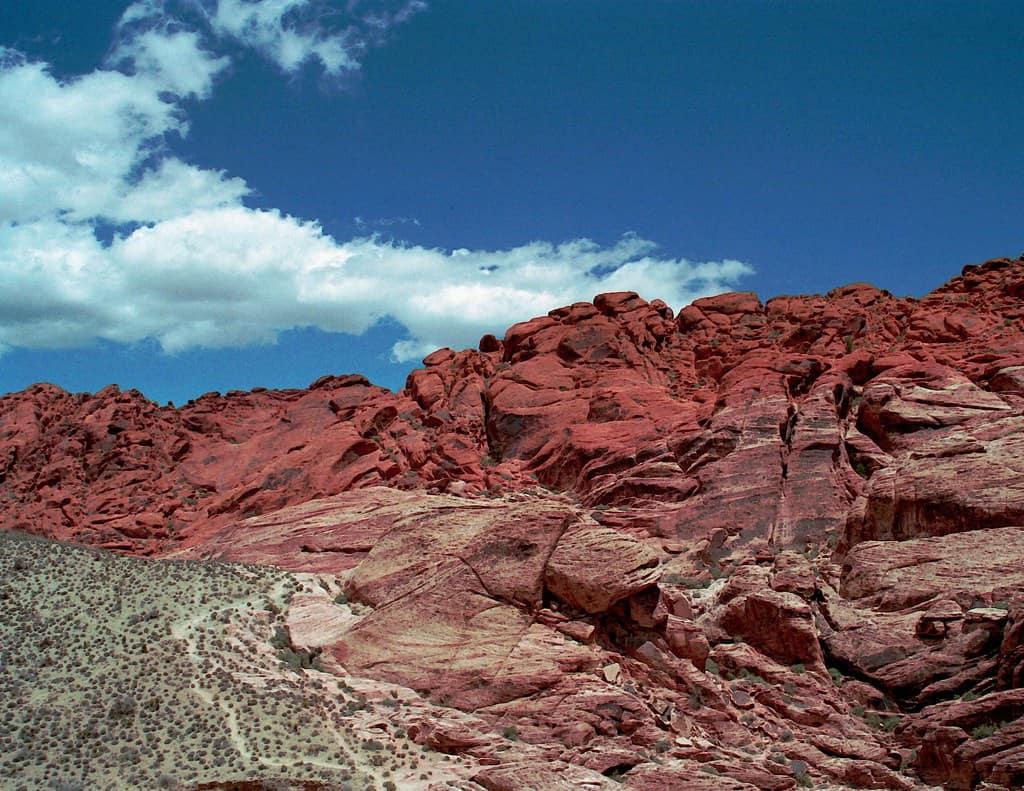 red rock canyon las vegas photo