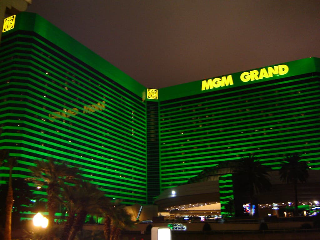 MGM Grand photo