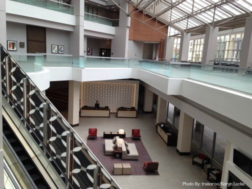 Cincinnati hotels and lodging options on trekaroo
