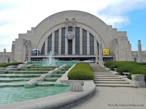 Family-friendly reviews of Cincinnati Museum Center on trekaroo