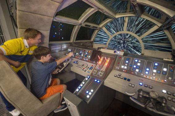 Disney Millenium Falcon