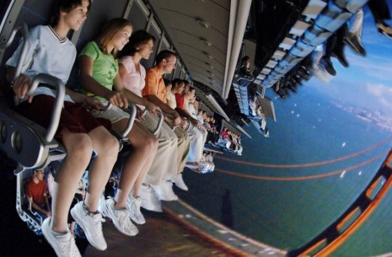 Disney Soarin' Around the World