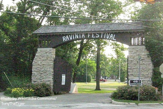Exploring Music with Kids -Ravinia Festival Gate