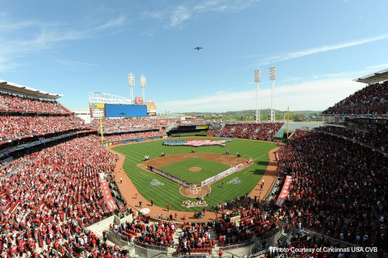 Family-friendly reviews of Great American Ballpark on trekaroo