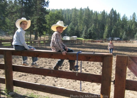 Riding-Lessons-Boys-Dude-Ranch-Trekaroo