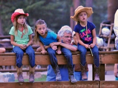 A Multigenerational Family Vacation at a Dude Ranch