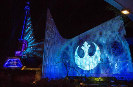 Season of the Force at Disneyland