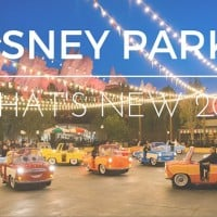 What's New for 2016 at Disney Parks