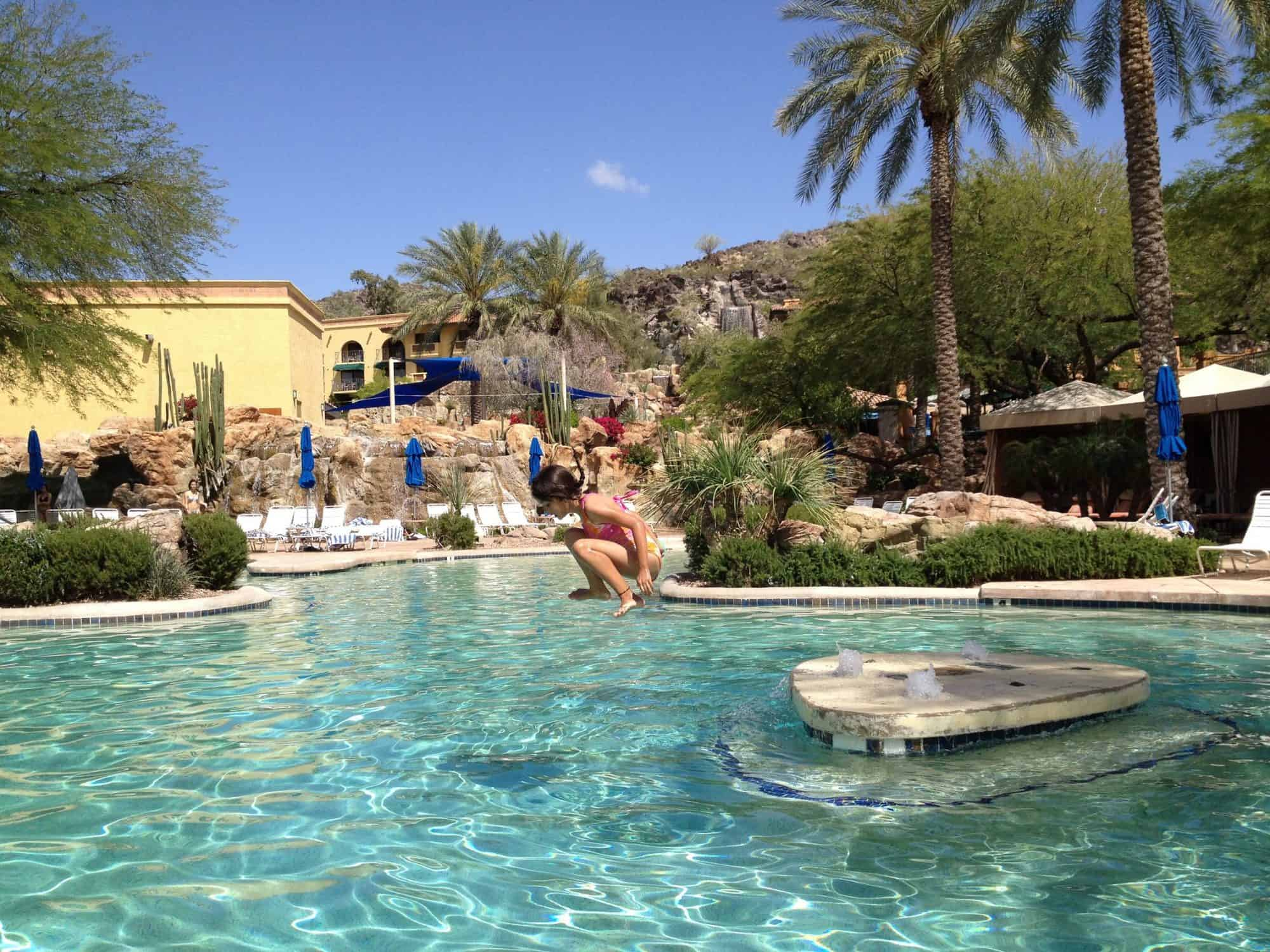 things-to-do-in-phoenix-with-kids-resort-pool-by-tiffany-vaughn