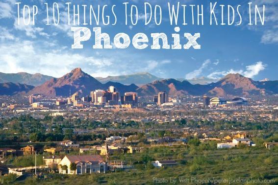 top-10-phoenix with kids