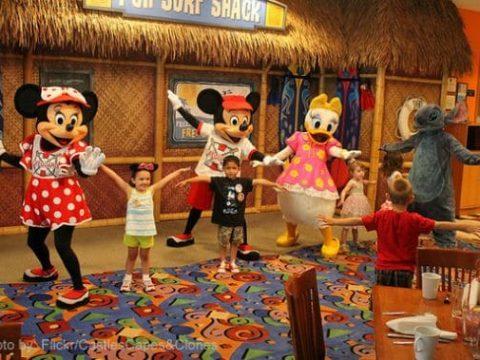 Trekaroo's Insider Guide to Disneyland Character Dining