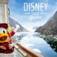 DISNEY Cruise AlaskaDISNEY Cruise Alaska