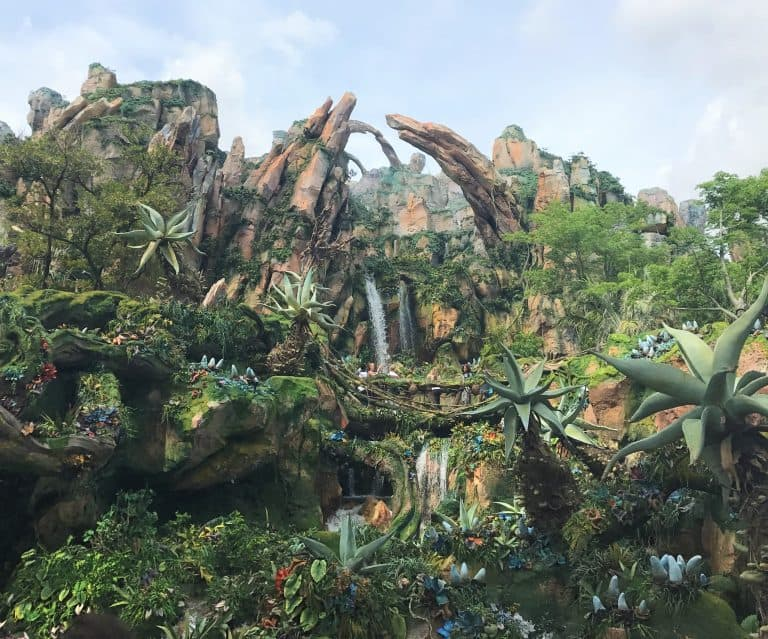 Disney World Pandora FastPass