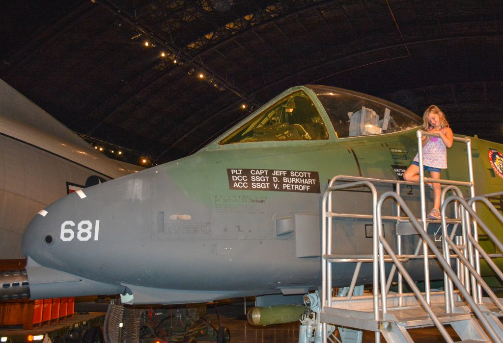 National Museum of the Air Force