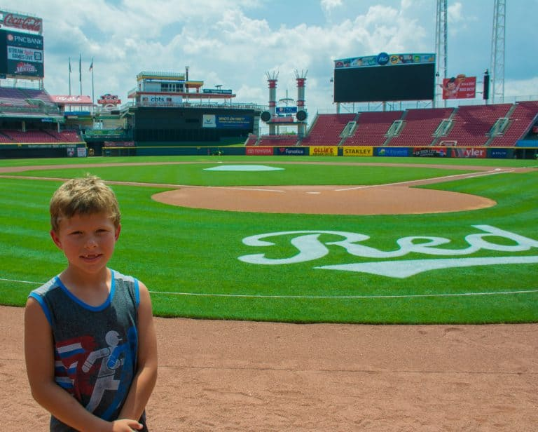 Fun Things to Do in Cincinnati Great American Ballpark