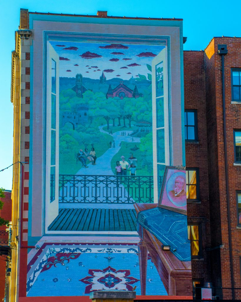 Murals in Cincinnati