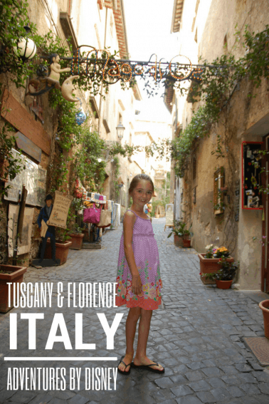 Florence & Tuscan Adventures by Disney