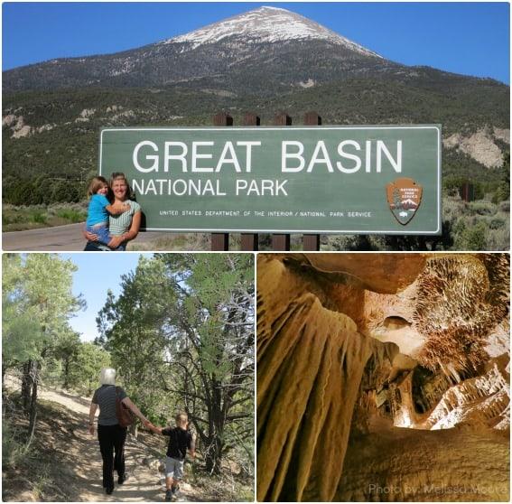 Great Basin National Park Lehman Caves Wheeler Peak