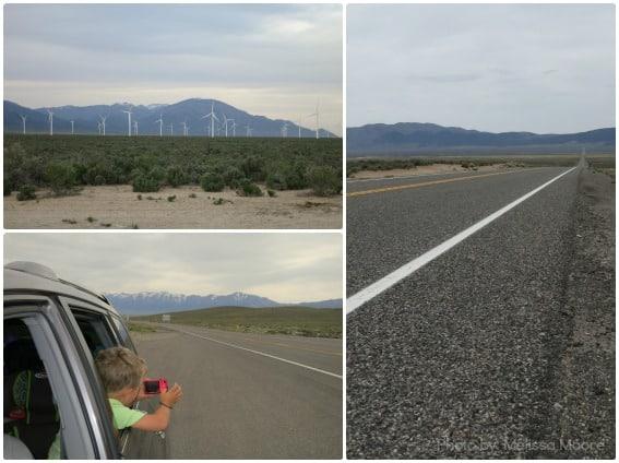Highway 50 Nevada Loneliest Road