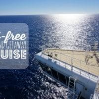 Kid free weekend getaway cruise