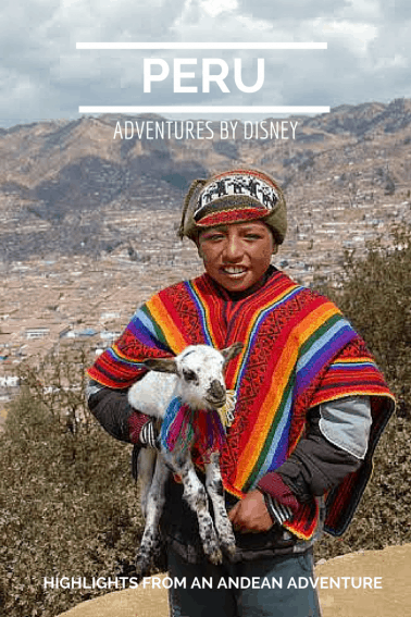 PERU (1) Andean Adventure Highlights