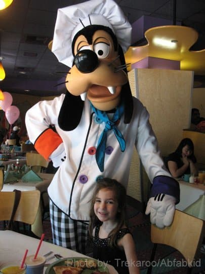 Goofy's Kitchen
