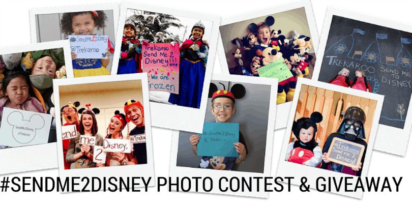 Disney Photo Contest and Giveaway