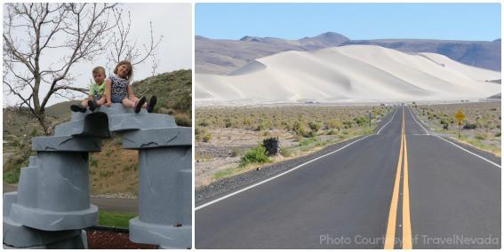 Sand Mountain TravelNevada Playgroun Austin Nevada