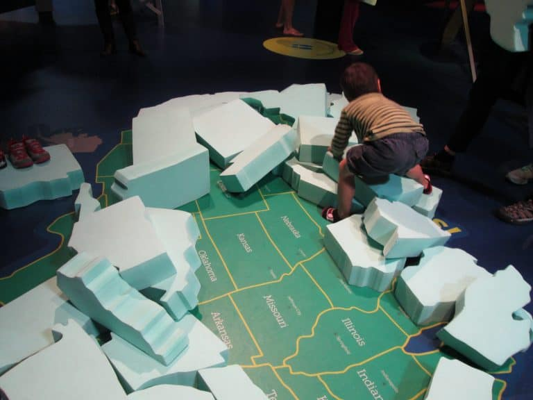 hands on fun at the San Antonio Do-seum, one of the top things to do in San Antonio with kids