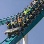 Carowinds Fury 325 Riders