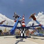 Beech Bend Park - AIr Race